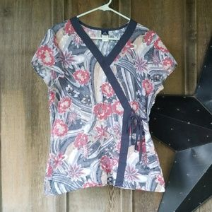 Barco uniform top size large